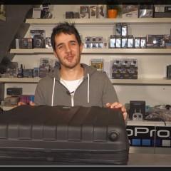 Déballage du drone DJI Inspire 1