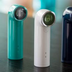 Nouvelle caméra embarquée HTC RE