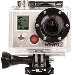 Test de la nouvelle caméra GoPro HD Hero2.