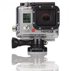 Tableau comparatif des GoPro HD Hero2 et Hero3
