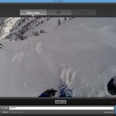 Test du logiciel de montage GoPro Studio 2.0