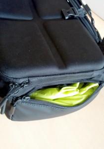 Incase Pro Pack GoPro cap pluie rangement