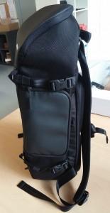 Incase GoPro Pro Pack cote gauche