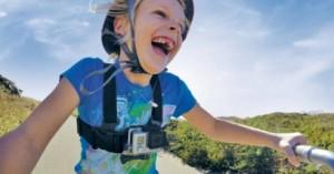 Harnais enfant pour GoPro