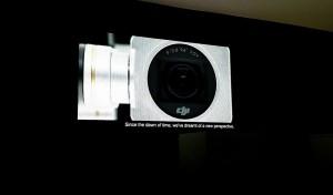 Caméra 4K DJI Phantom 3