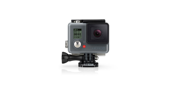 Nouvelle caméra GoPro Hero+ LCD