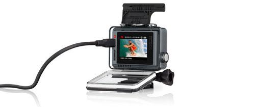 La nouvelle GoPro Hero+ est équipée d'un écran tactile LCD