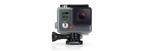 Découvrez la GoPro Hero+ LCD