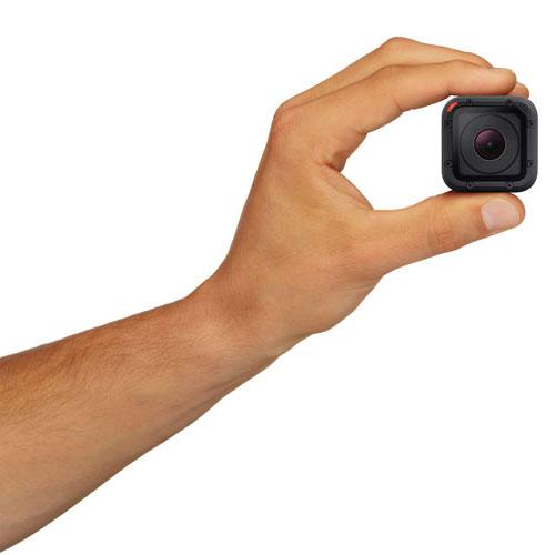 Découvrez la plus petite des GoPro, la Hero4 Session