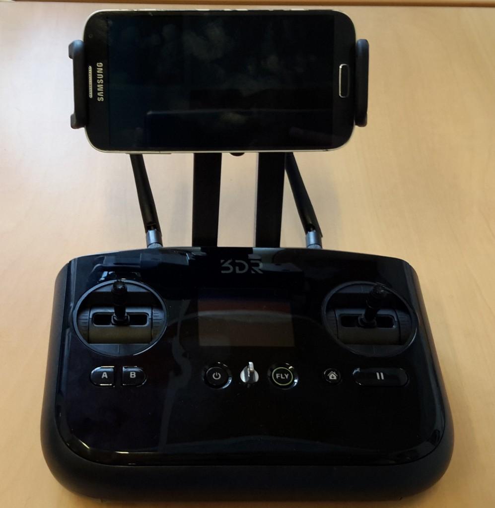 Radiocommande RC 3D Robotics Solo