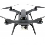Drone multirotor 3D Robotics Solo