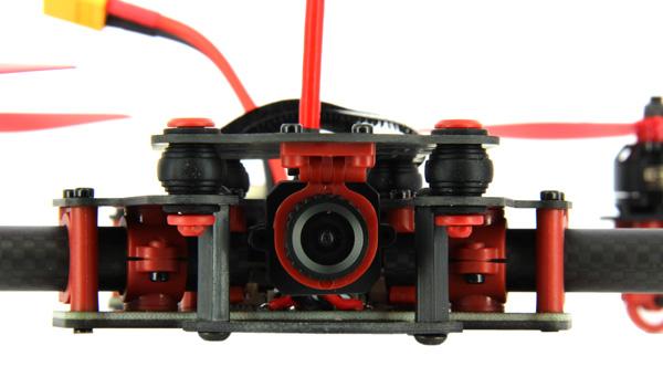 Caméra FatShark 700TVL CMOS sur le Vortex