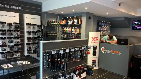 Accessoires et caméras embarquées GoPro dans notre magasin de Boulogne Billancourt