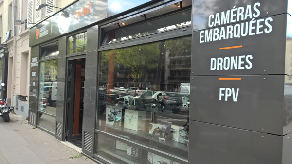 Magasin studioSPORT drone, fpv, caméras proche de Paris