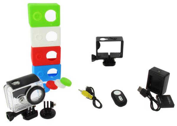 Accessoires compatibles avec la Caméra Xiaomi Yi Cam