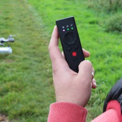 Yuneec Typhoon Wizard, la télécommande pour Typhoon Q500
