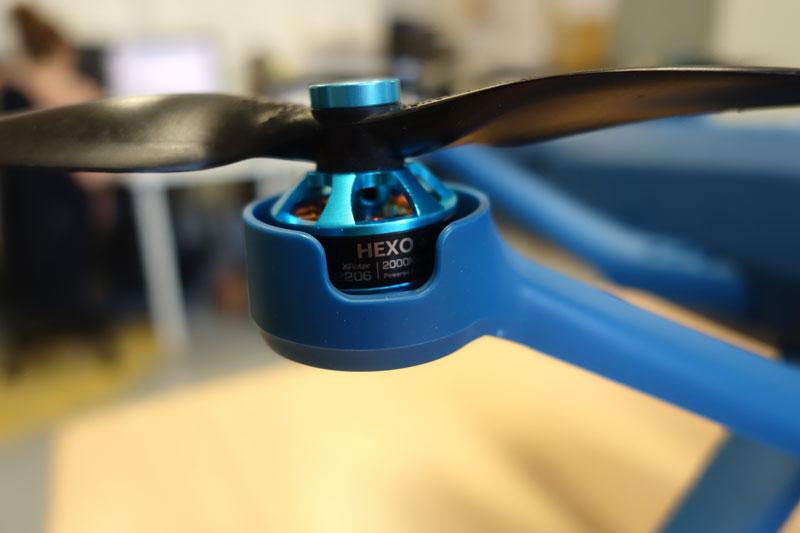 Moteur du drone Hexo+