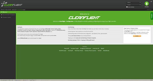 Tuto cleanflight (2)