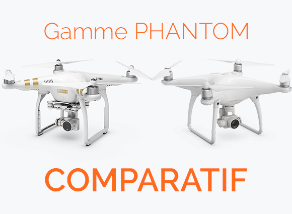 dji phantom 4 ou phantom 3 le comparatif studiosport. Black Bedroom Furniture Sets. Home Design Ideas