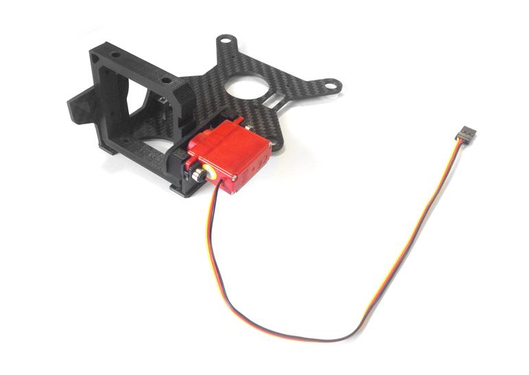 Support carbone de caméra thermique FLIR VUE PRO