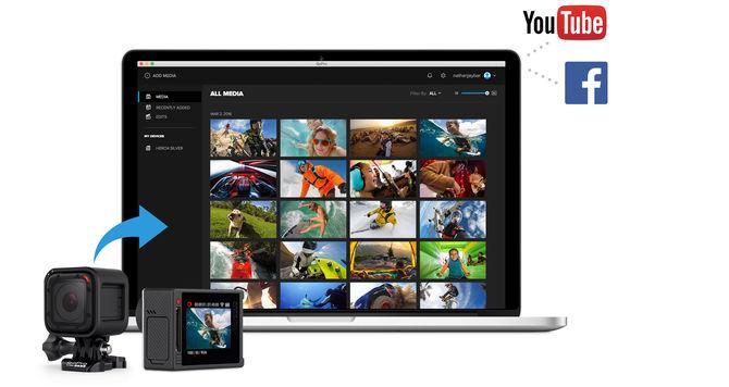 logiciel gopro app for desktop