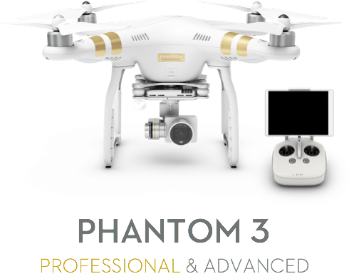 Phantom 3 Advanced & Professional