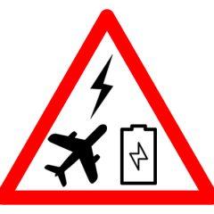 Comment transporter vos batteries Lithium de drones en avion ?