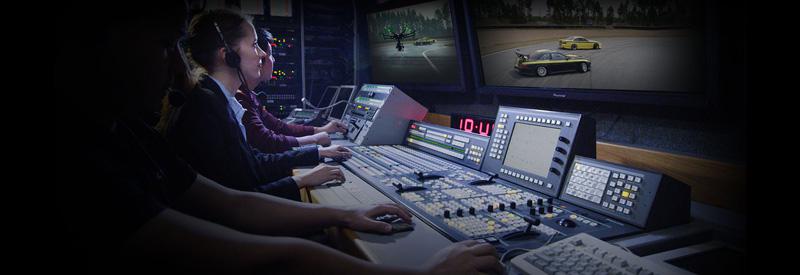 Retour vidéo professionnel du DJI Matrice 600