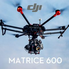 DJI Matrice 600, le nouveau drone professionnel