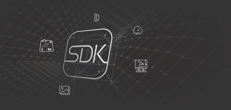 Plateforme de développement DJI Matrice 600
