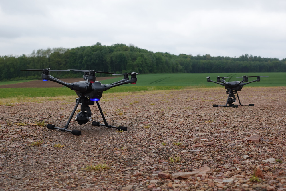 Drone Yuneec Typhoon H