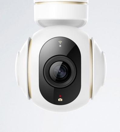 Caméra 4K du Xiaomi Mi Drone
