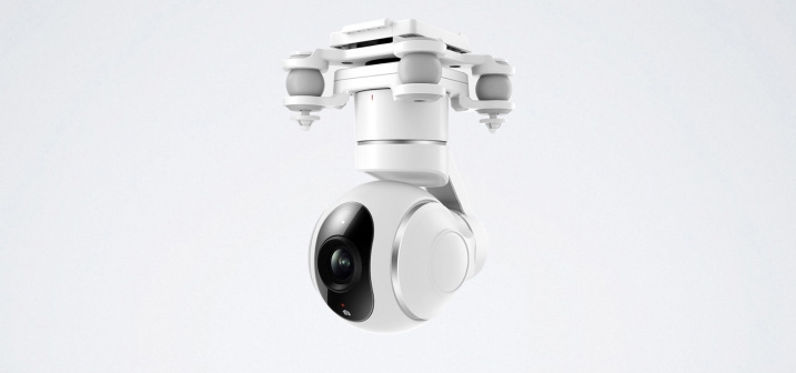 Nacelle caméra du Xiaomi Mi Drone