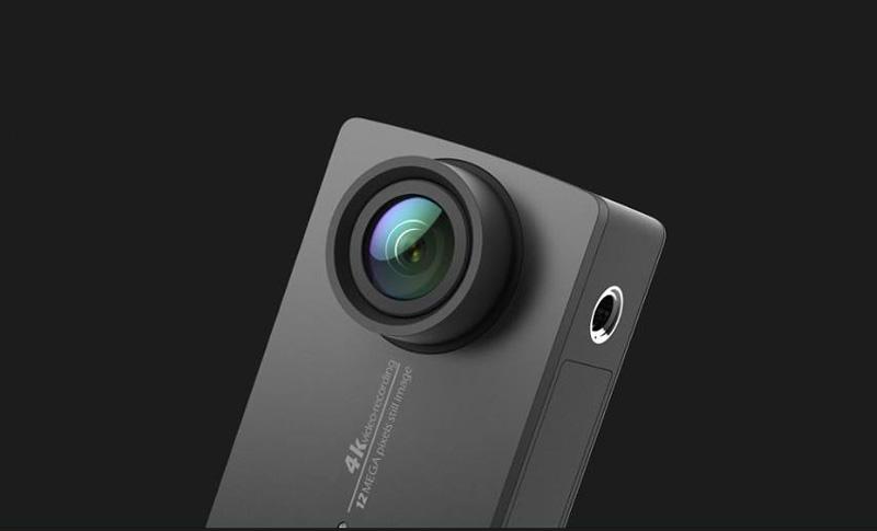 Xiaomi Yi 4k version black
