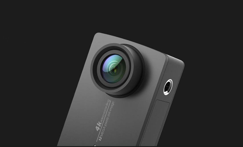 Xiaomi Yi 4k version black