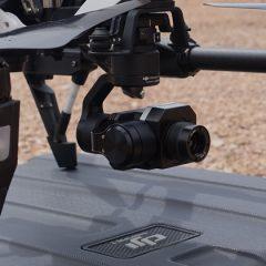 DJI Zenmuse XT FLIR, la nacelle caméra thermique de chez DJI