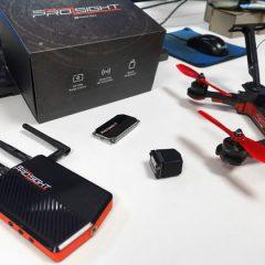 Le test complet de l'Amimon Connex ProSight arrive !