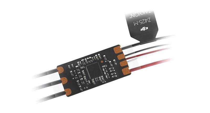 ESC DJI Takyon Z415 et Z425