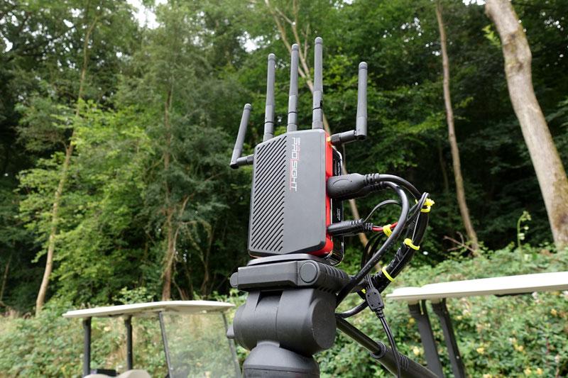 Récepteur Amimon Connex ProSight avec DVR