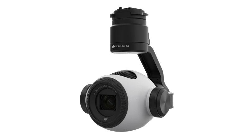 Nouvelle nacelle caméra DJI Zenmuse Z3