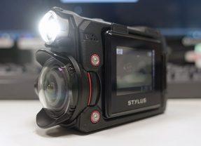 Olympus TG-tracker : La caméra blindée aux fonctionnalités alléchantes
