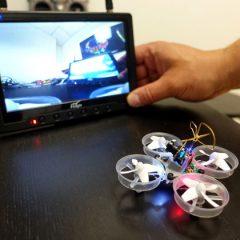 Tuto : Monter son Tiny Whoop, le nano drone FPV qui fait fureur
