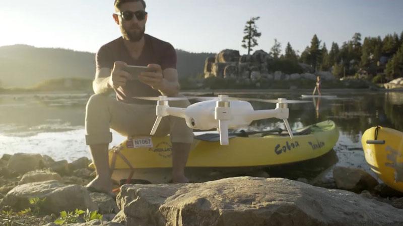 Drone Yunnec Breeze Drone 4K