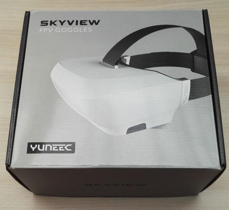 Boite Skyview de Yuneec