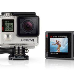 Mise à jour V04.00.00 de la GoPro Hero4 Silver ou Black