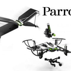 Parrot Swing et Parrot Mambo : les nouveaux minidrones