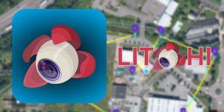 Découverte de l'application Litchi pour DJI Phantom et Inspire 1