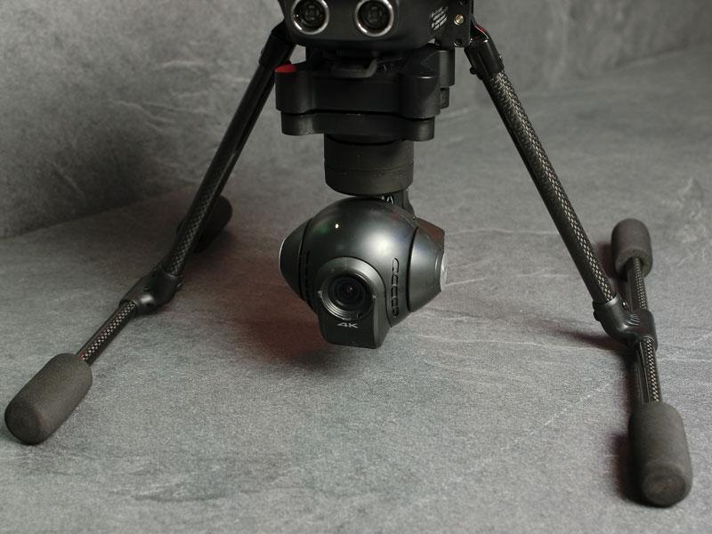 Caméra Yuneec CGO3+ 4K