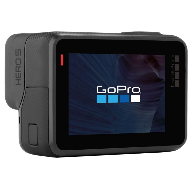 GoPro Hero5 écran tactile