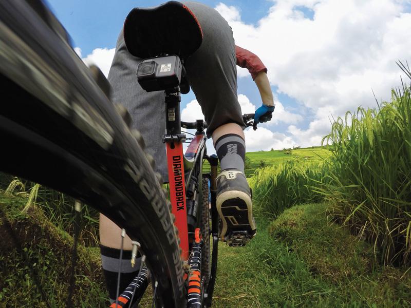 GoPro Hero5 Vélo et VTT